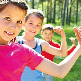 Kindercoaching weerbaarheid